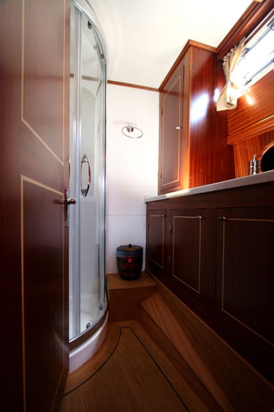luxury small gulet for rent