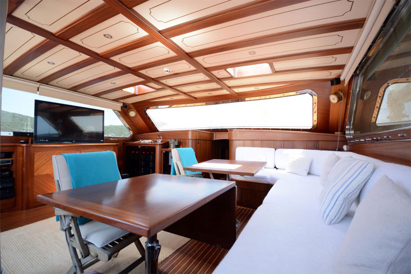 Luxury Gulet charter Istanbul