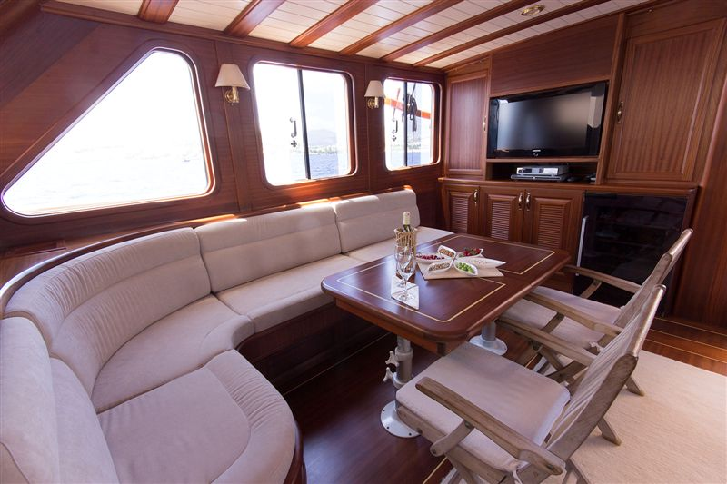 Luxury Gulet charter in Turkey & Greece