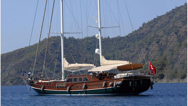 Luxury Yact charter Greece